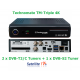 Technomate TM-Twin 4K -  Triple Tuner 4K HD Satellite + Saorview Receiver