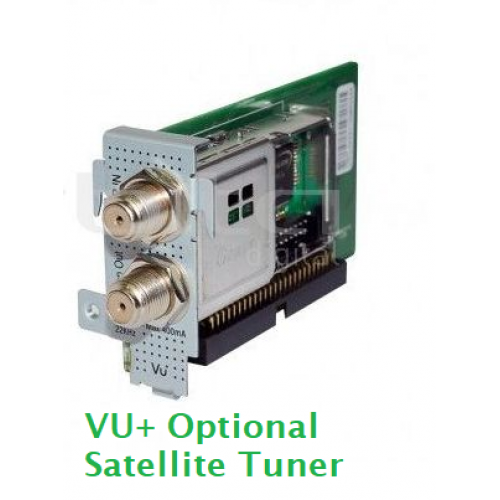 VU Duo 2 Satellite Tuner