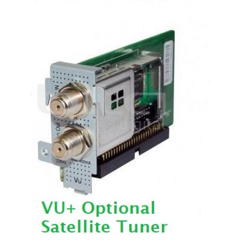 VU Duo 2 Satellite Tuner