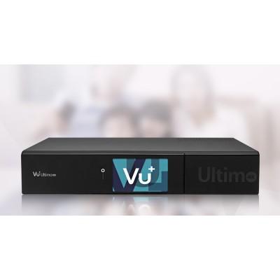 VU+ Ultimo 4K UHD Linux HD PVR