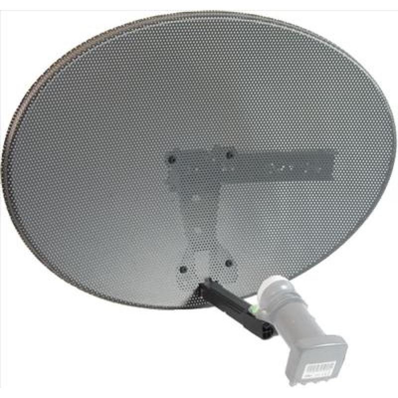 Raven Zone 2 Satellite Dish ( with Single LNB )