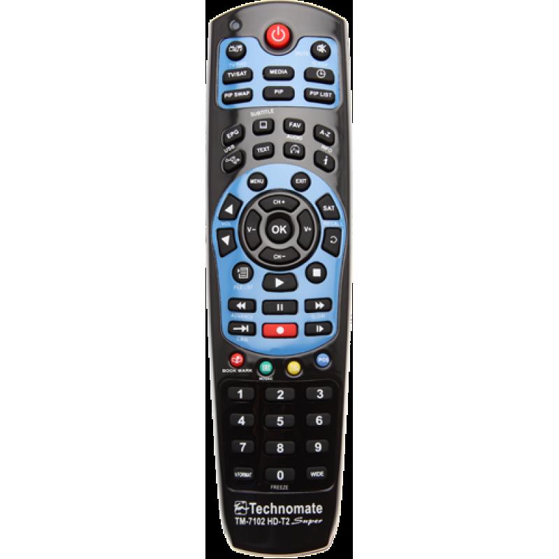 Technomate TM7000 Remote Control