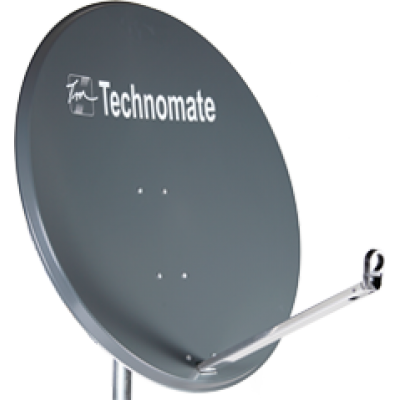 Technomate TM-80S Pro HD ( 80cm non rusting ) Satellite Dish