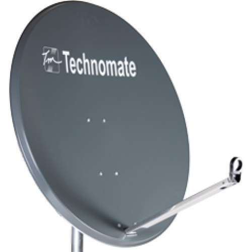 Technomate TM-90S Pro HD ( 97cm non rusting ) Satellite Dish