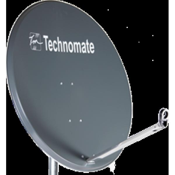 Technomate TM-80S Pro HD ( 80cm non rusting ) Satellite Dish