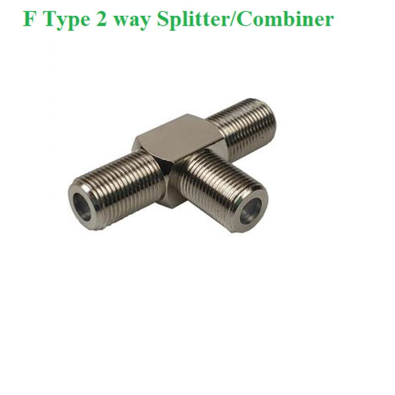 TV Aerial Splitter + Combiner