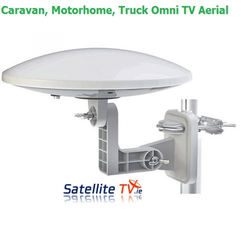 Saorview / Freeview Truck and Mobile Home TV Aerial