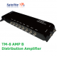 Technomate Professional TM-8 TV Distribution Amplifier