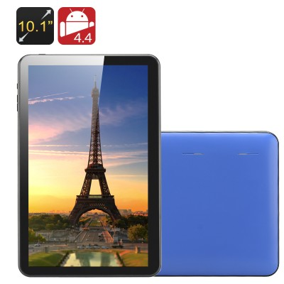 10.1 inch Tablet PC Android 4.4 - Google Play 8G - Quad Core
