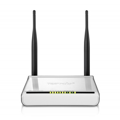 Tenda 300Mbps Wireless N ADSL+ Modem Router