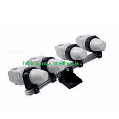 Triax 4 way LNB Rail