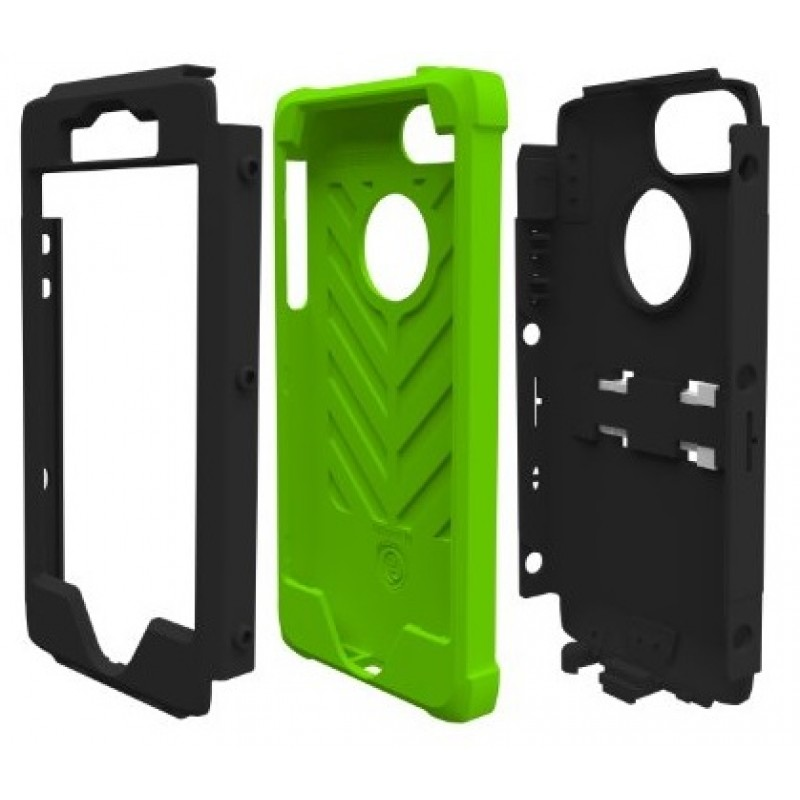 Trident Kraken AMS Military Grade Case iPhone 5 / 5s /5c  Green