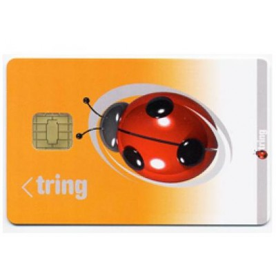 Tring Gold Extra Sports Card
