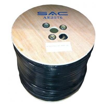 Twin Satellite Cable 250m