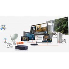 Vbox Saorview Combo HD 2 x Satellite & 1 x Terrestrial Tuners
