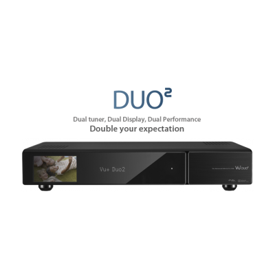 VU Duo 2 HD Linux Sat Receiver