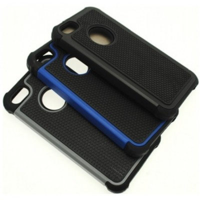iPhone 5/5s Armour Case - Black