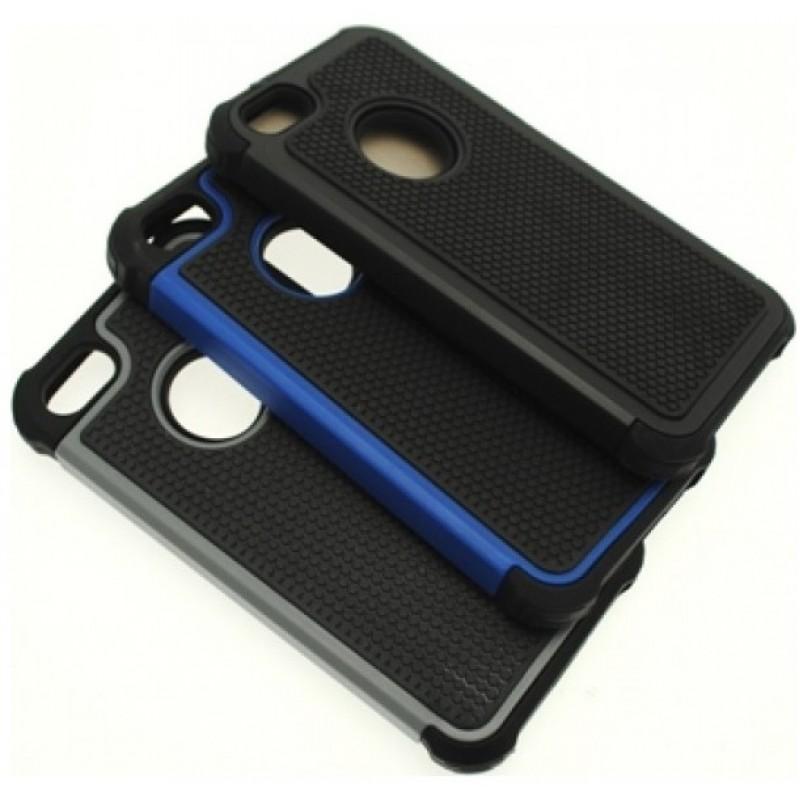 iPhone 5/5s Armour Case - Black