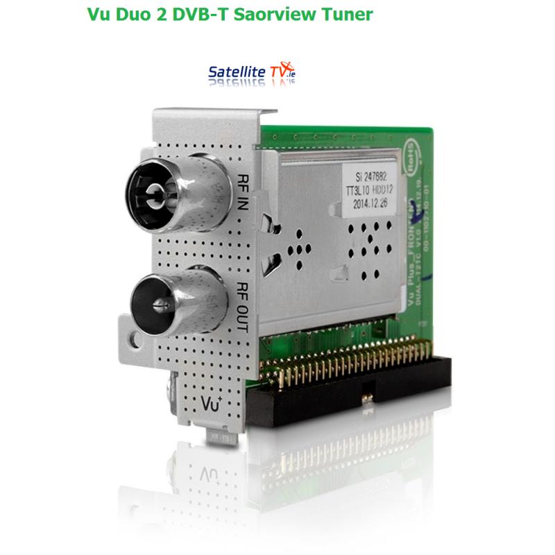 VU Duo 2 Terrestrial Tuner
