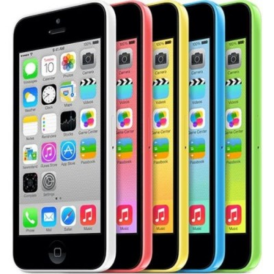 Apple iPhone 5c Hard Shockproof Case - Fits iPhone 5C Phones like a Glove