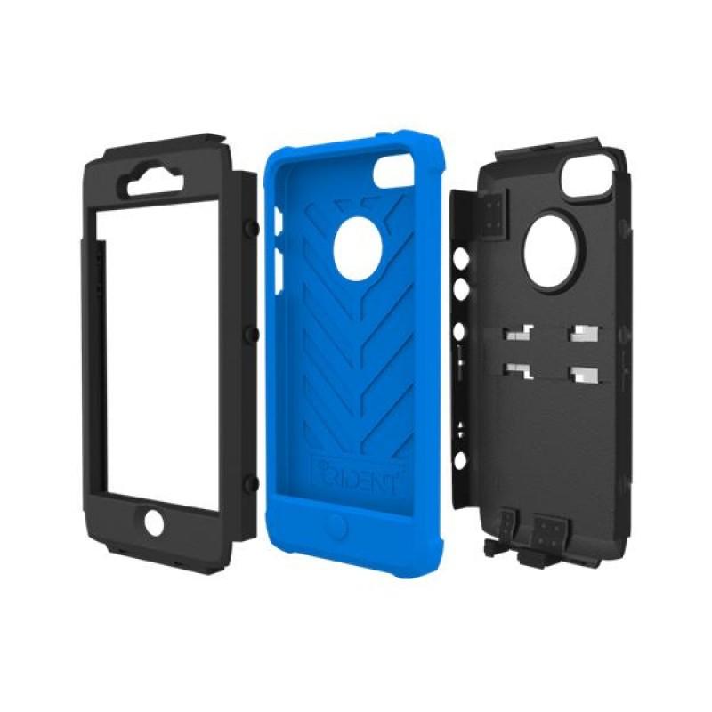 Trident Kraken AMS Military Grade Case iPhone  5 / 5s /5c Blue